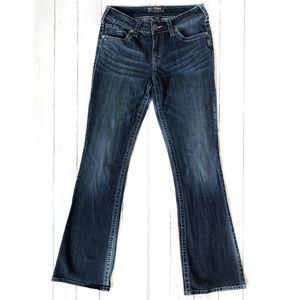 Silver Jeans Dark Wash Suki Bootcut-Size 29/34